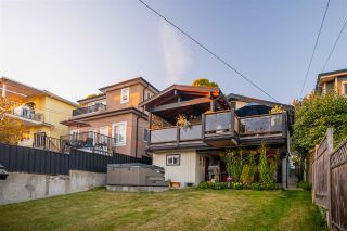 Photo 38: 3184 E 8TH AVENUE in Vancouver: Renfrew VE House for sale (Vancouver East)  : MLS®# R2508209