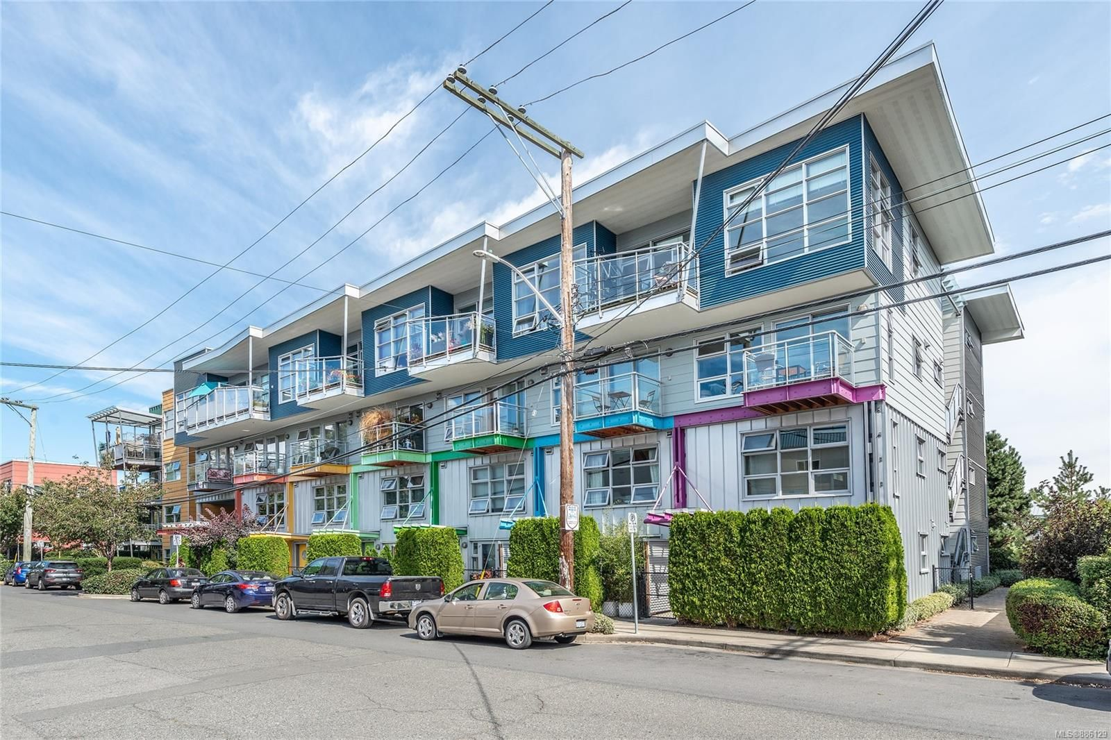 Main Photo: 104 797 Tyee Rd in : VW Victoria West Condo for sale (Victoria West)  : MLS®# 886129