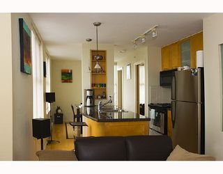 """Photo 6: 2107 989 RICHARDS Street in Vancouver: Downtown VW Condo for sale in """"MONDRIAN"""" (Vancouver West)  : MLS®# V713987"""