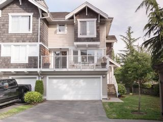 "Photo 1: 77 20760 DUNCAN Way in Langley: Langley City Townhouse for sale in ""WYNDHAM LANE"" : MLS®# R2395742"