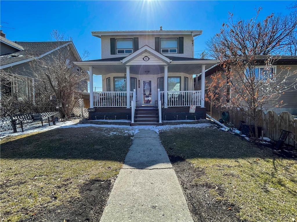 Main Photo: 312 Sydney Avenue in Winnipeg: Residential for sale (3D)  : MLS®# 202109291