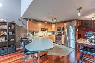 """Photo 4: A424 2099 LOUGHEED Highway in Port Coquitlam: Glenwood PQ Condo for sale in """"SHAUGHNESSY SQUARE"""" : MLS®# R2180378"""