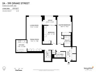 """Photo 33: 2A 199 DRAKE Street in Vancouver: Yaletown Condo for sale in """"Concordia I"""" (Vancouver West)  : MLS®# R2569855"""