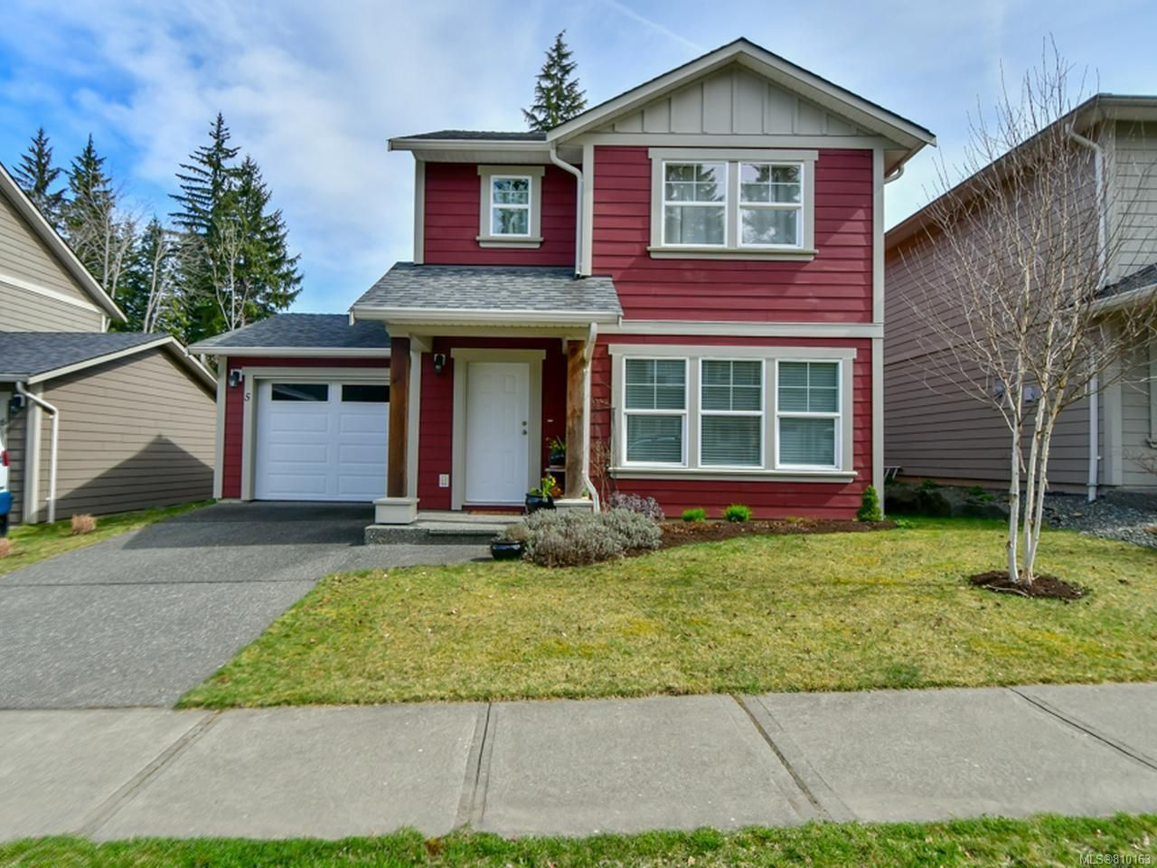 Main Photo: 5 1120 Evergreen Rd in CAMPBELL RIVER: CR Campbell River Central House for sale (Campbell River)  : MLS®# 810163