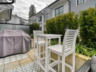 "Photo 9: 7 1133 RIDGEWOOD Drive in North Vancouver: Edgemont Townhouse for sale in ""EDGEMONT WALK"" : MLS®# R2562523"