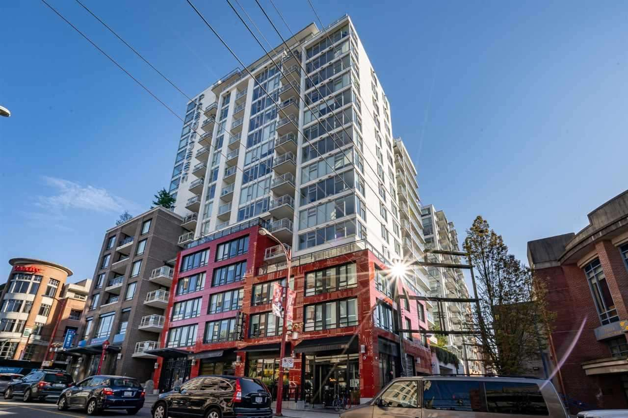 Main Photo: 1810 188 KEEFER Street in Vancouver: Downtown VE Condo for sale (Vancouver East)  : MLS®# R2576706