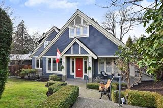 Photo 1: 6177 MACKENZIE Street in Vancouver: Kerrisdale House for sale (Vancouver West)  : MLS®# R2428304