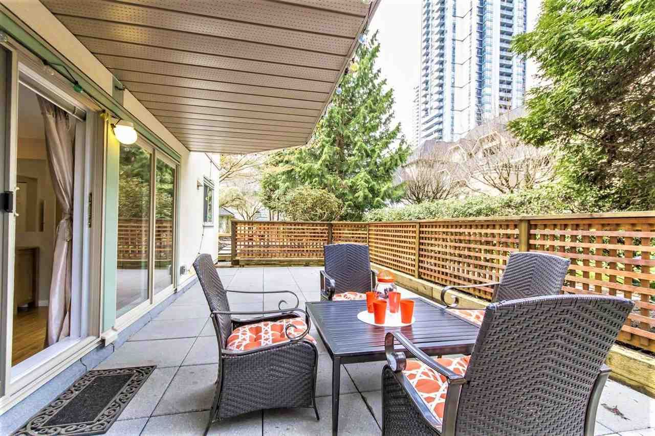 """Main Photo: 112 1148 WESTWOOD Street in Coquitlam: North Coquitlam Condo for sale in """"THE CLASSICS"""" : MLS®# R2255567"""
