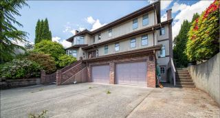 Main Photo: 2220 WINDWOOD Place in Burnaby: Forest Hills BN House for sale (Burnaby North)  : MLS®# R2590738