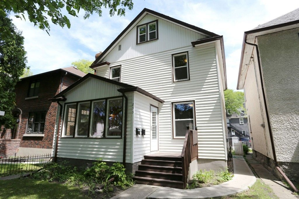 Photo 38: Photos: 233 Lipton Street in Winnipeg: Wolseley Duplex for sale (5B)  : MLS®# 1715525
