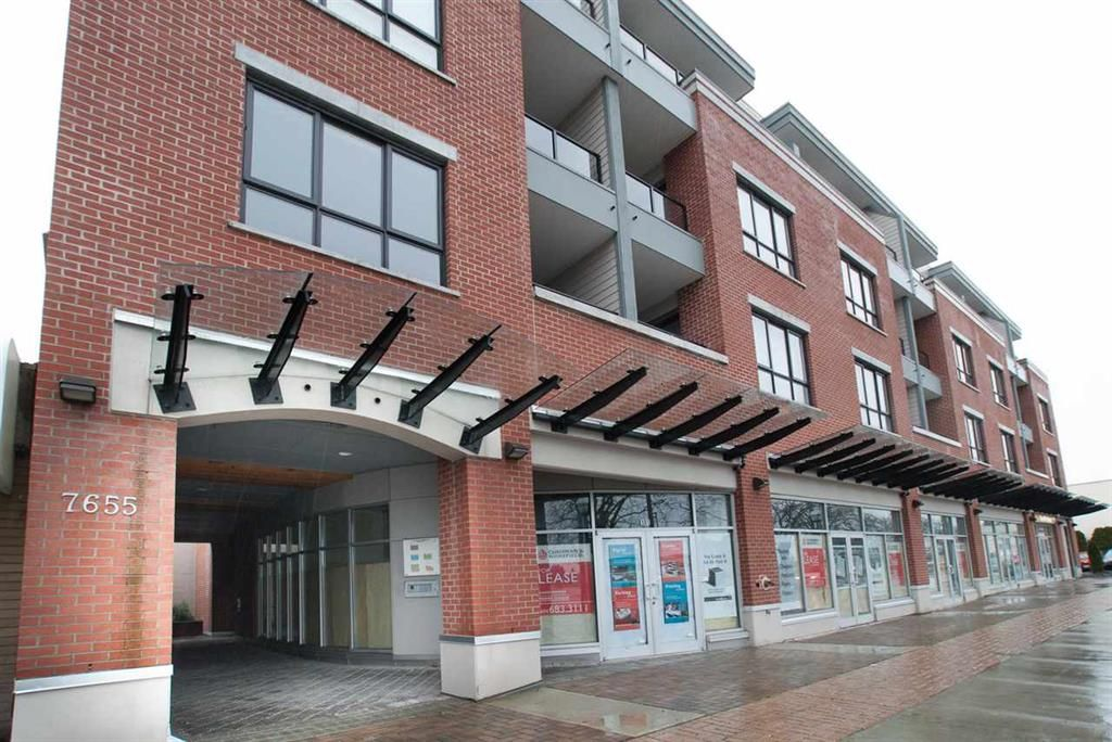 Main Photo: 411 7655 Edmonds Street in Burnaby: Highgate Condo for sale (Burnaby South)  : MLS®# R2162563