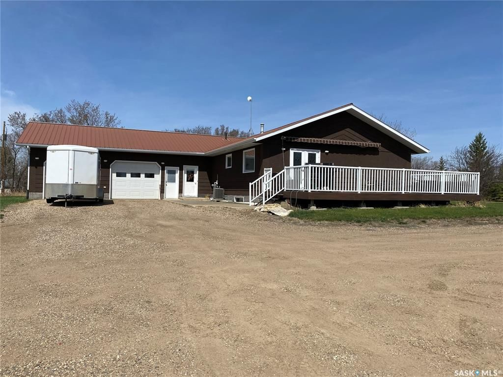Main Photo: Water House Road Acreage in North Battleford: Residential for sale (North Battleford Rm No. 437)  : MLS®# SK844389