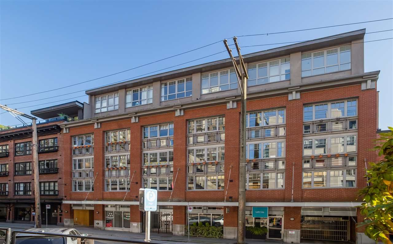 """Main Photo: 401 1072 HAMILTON Street in Vancouver: Yaletown Condo for sale in """"The Crandrall"""" (Vancouver West)  : MLS®# R2598464"""