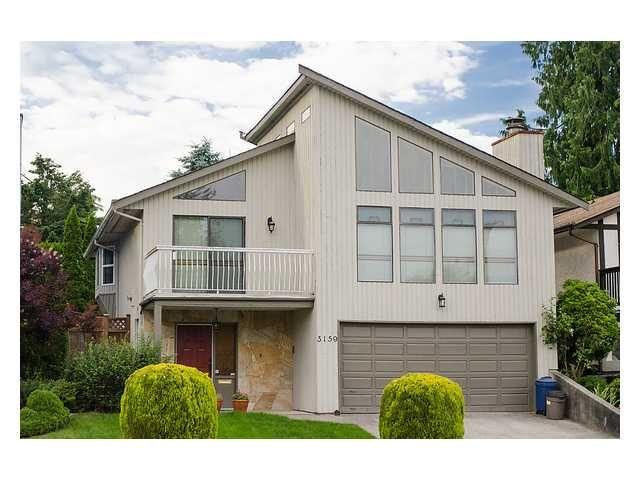 Main Photo: 3159 GAMBIER AV in Coquitlam: New Horizons House for sale : MLS®# V959057