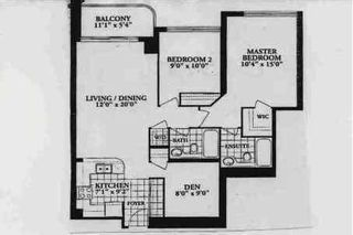 Photo 24: 1811 750 Bay Street in Toronto: Bay Street Corridor Condo for lease (Toronto C01)  : MLS®# C5301954
