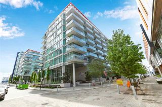 """Photo 1: 311 175 VICTORY SHIP Way in North Vancouver: Lower Lonsdale Condo for sale in """"CASCADE AT THE PIER"""" : MLS®# R2575296"""