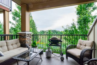 """Photo 17: 316 8328 207A Street in Langley: Willoughby Heights Condo for sale in """"Yorkson Creek Park"""" : MLS®# R2150359"""
