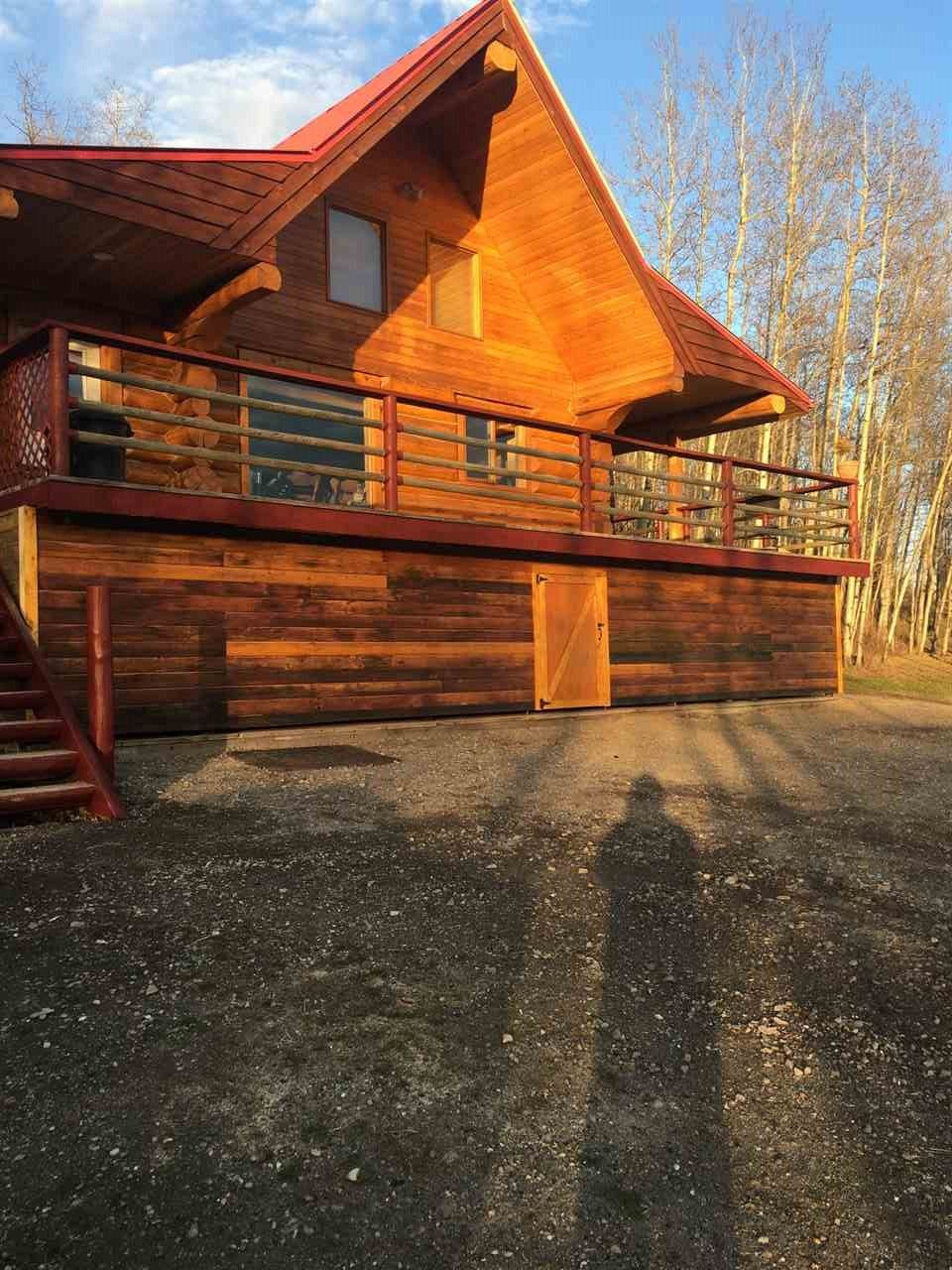 Photo 1: Photos: 13188 PRESTON Road in Charlie Lake: Fort St. John - Rural W 100th House for sale (Fort St. John (Zone 60))  : MLS®# R2524005
