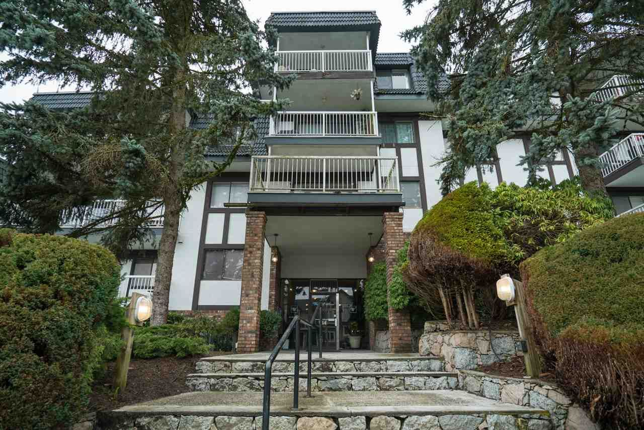 """Main Photo: 107 371 ELLESMERE Avenue in Burnaby: Capitol Hill BN Condo for sale in """"WESTCLIFF ARMS"""" (Burnaby North)  : MLS®# R2196946"""