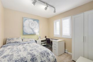 """Photo 11: 102 219 BEGIN Street in Coquitlam: Maillardville Townhouse for sale in """"PLACE FOUNTAINE BLEU"""" : MLS®# R2206798"""