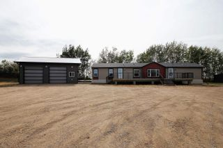 Photo 1: 58018 Rg Rd 100: Rural St. Paul County Manufactured Home for sale : MLS®# E4263765