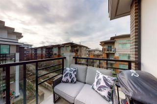 "Photo 17: 325 9388 ODLIN Road in Richmond: West Cambie Condo for sale in ""OMEGA by CONCORD PACIFIC"" : MLS®# R2531947"