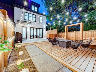 Photo 39: 821 20A Avenue NE in Calgary: Winston Heights/Mountview Semi Detached for sale : MLS®# A1117798