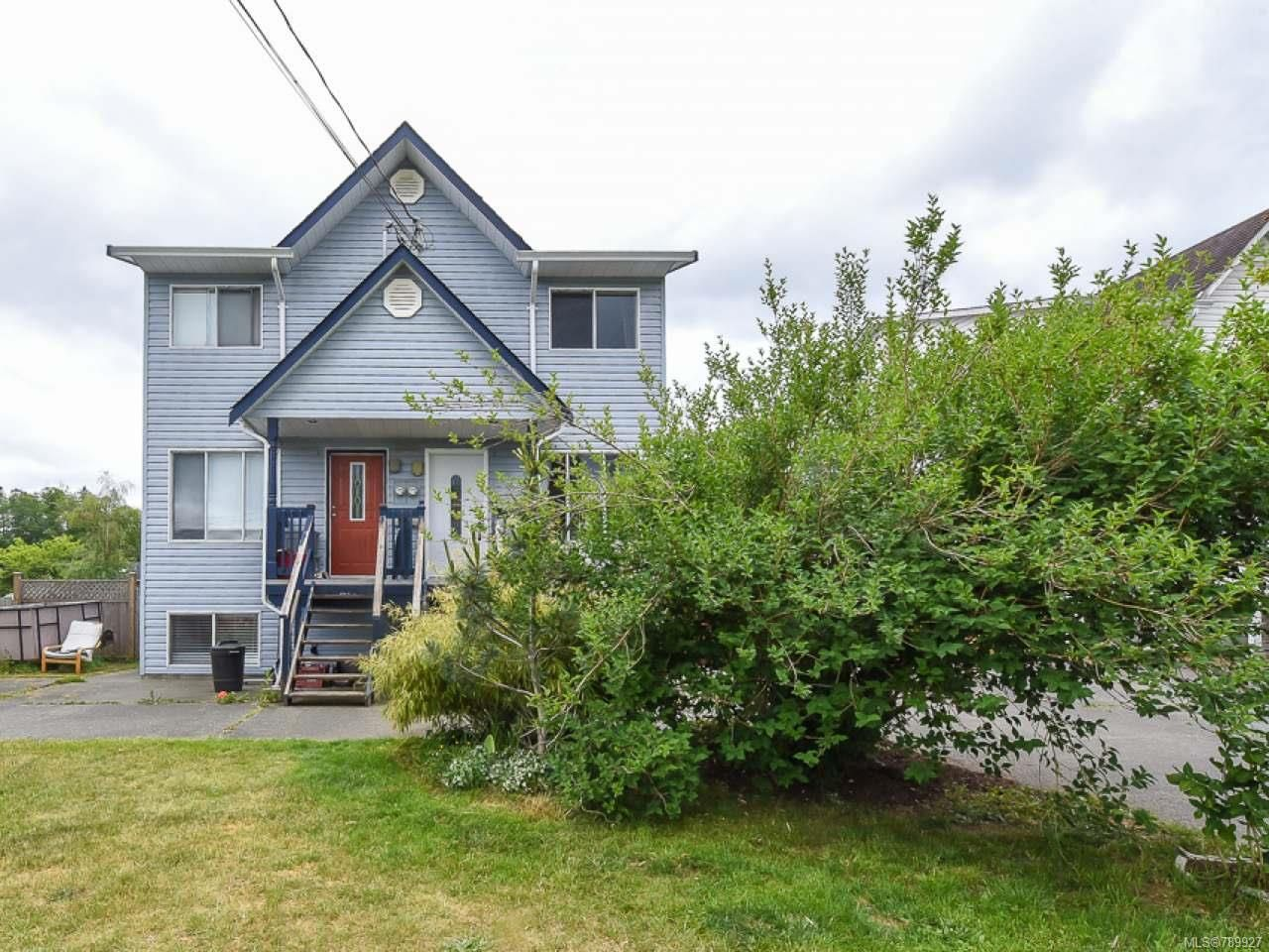 Main Photo: B 222 MITCHELL PLACE in COURTENAY: CV Courtenay City Half Duplex for sale (Comox Valley)  : MLS®# 789927