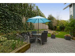 Photo 17: 1289 WOLFE Avenue in Vancouver: Fairview VW Townhouse for sale (Vancouver West)  : MLS®# V1059138