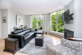 """Photo 6: 105 1135 QUAYSIDE Drive in New Westminster: Quay Condo for sale in """"ANCHOR POINTE"""" : MLS®# R2587882"""