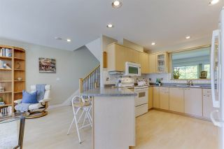 "Photo 5: 9 1651 PARKWAY Boulevard in Coquitlam: Westwood Plateau Townhouse for sale in ""VERDANT CREEK"" : MLS®# R2478648"