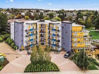 Photo 1: 508 935 Cloverdale Ave in : SE Quadra Condo for sale (Saanich East)  : MLS®# 885952