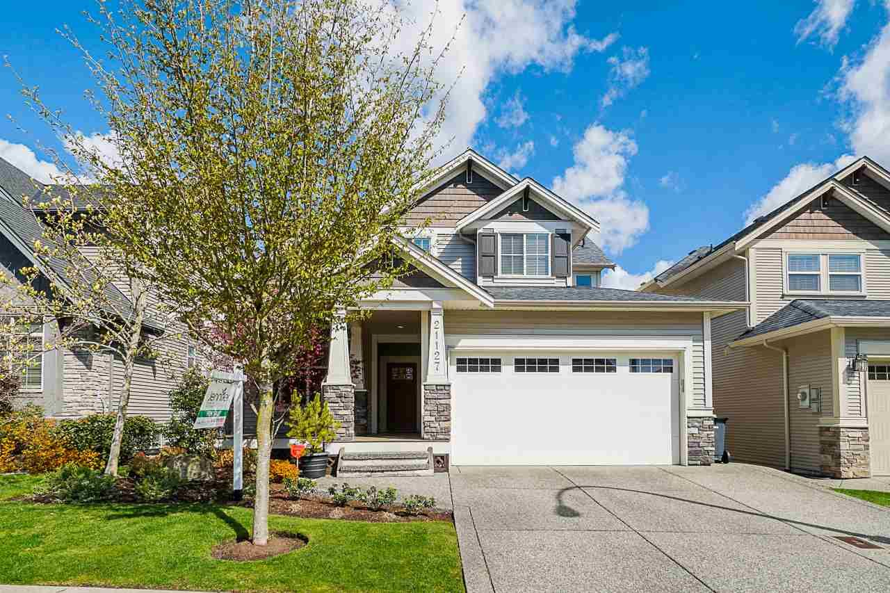 Main Photo: 21127 78B Avenue in Langley: Willoughby Heights House for sale : MLS®# R2450466