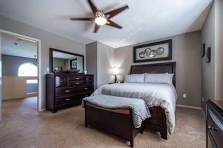 Photo 30: 124 CASTLE Drive in Edmonton: Zone 27 House Half Duplex for sale : MLS®# E4260271