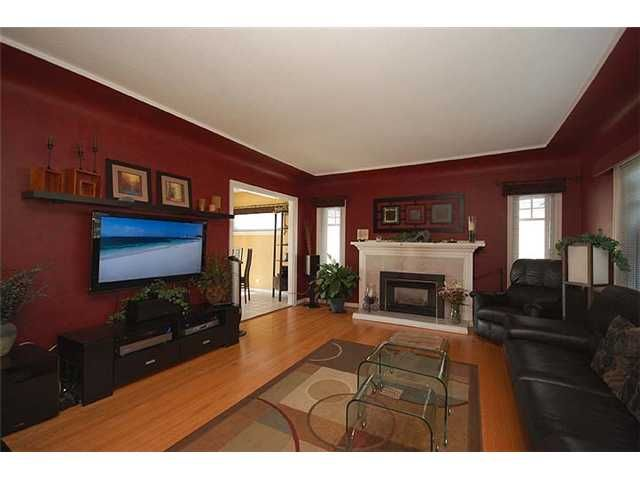 Photo 5: Photos: 1718 NANAIMO ST in New Westminster: West End NW House for sale : MLS®# V905917