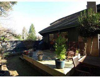 """Photo 4: 308 4001 MOUNT SEYMOUR Parkway in North Vancouver: Roche Point Townhouse for sale in """"MAPLES"""" : MLS®# V809118"""