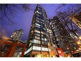 "Photo 2: 1803 1211 MELVILLE Street in Vancouver: Coal Harbour Condo for sale in ""THE RITZ"" (Vancouver West)  : MLS®# R2024812"