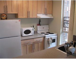 """Photo 3: 501 1333 HORNBY Street in Vancouver: Downtown VW Condo for sale in """"ANCHOR POINT"""" (Vancouver West)  : MLS®# V651973"""