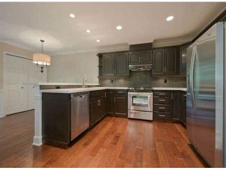 """Photo 1: 1 1804 SOUTHMERE Crescent in Surrey: Sunnyside Park Surrey Townhouse for sale in """"Southpointe"""" (South Surrey White Rock)  : MLS®# F1428878"""