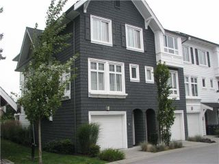 Photo 1: 20 2487 156TH Street in Surrey: King George Corridor Townhouse for sale (South Surrey White Rock)  : MLS®# F1424598
