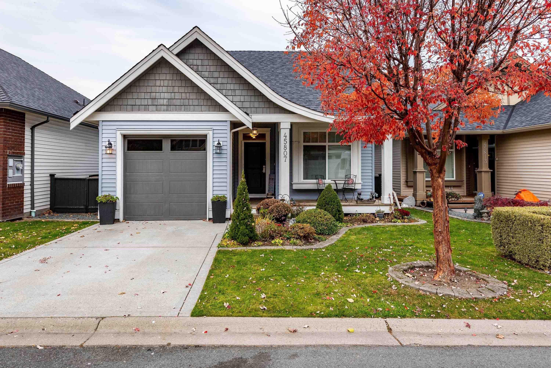 "Main Photo: 45807 FOXRIDGE Crescent in Chilliwack: Vedder S Watson-Promontory House for sale in ""Englewood Village"" (Sardis)  : MLS®# R2608773"