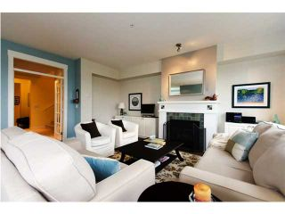 """Photo 5: 4 19452 FRASER Way in Pitt Meadows: South Meadows Townhouse for sale in """"SHORELINE"""" : MLS®# V881557"""