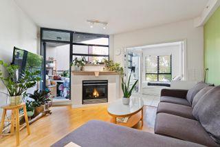 """Photo 4: 209 2228 MARSTRAND Avenue in Vancouver: Kitsilano Condo for sale in """"SOLO"""" (Vancouver West)  : MLS®# R2617246"""