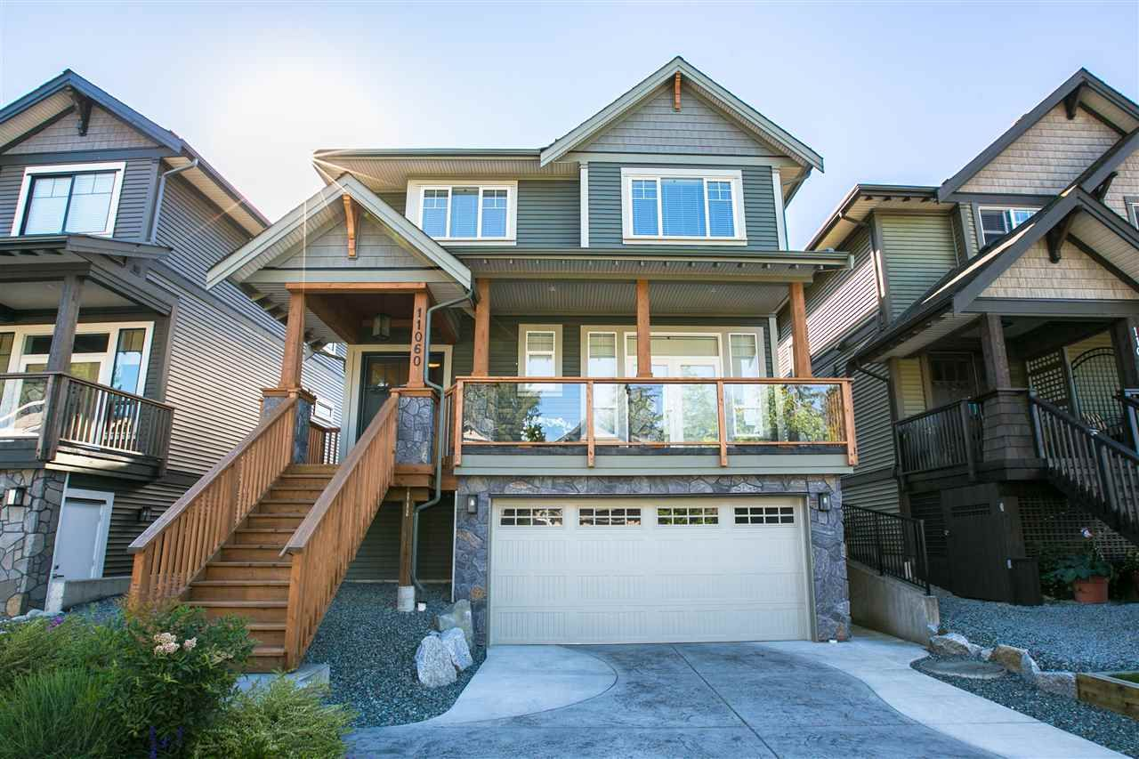 Main Photo: 11060 BUCKERFIELD Drive in Maple Ridge: Cottonwood MR House for sale : MLS®# R2291980