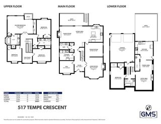 Photo 40: 517 TEMPE Crescent in North Vancouver: Upper Lonsdale House for sale : MLS®# R2577080