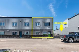 Main Photo: 1 1334 Wallace Street in Regina: Eastview RG Commercial for sale : MLS®# SK863091
