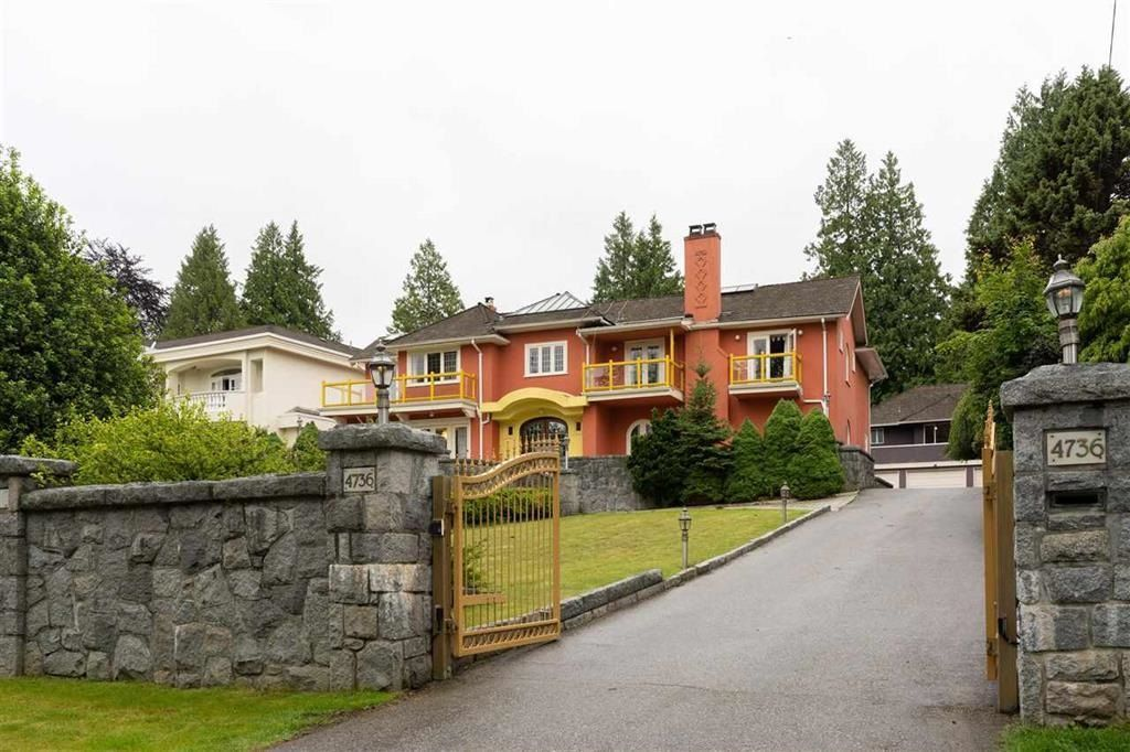 Main Photo: 4736 DRUMMOND Drive in Vancouver: Point Grey House for sale (Vancouver West)  : MLS®# R2603439