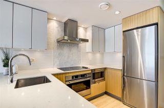 """Photo 3: 512 159 W 2ND Avenue in Vancouver: False Creek Condo for sale in """"Tower Green at West"""" (Vancouver West)  : MLS®# R2572677"""