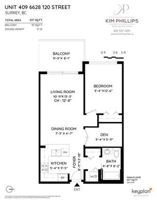 Photo 24: 409 6628 120 STREET in Surrey: West Newton Condo for sale : MLS®# R2463342