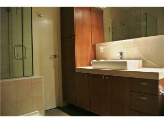 """Photo 5: # 801 1333 W GEORGIA ST in Vancouver: Coal Harbour Condo for sale in """"TH QUBE"""" (Vancouver West)  : MLS®# V1018251"""